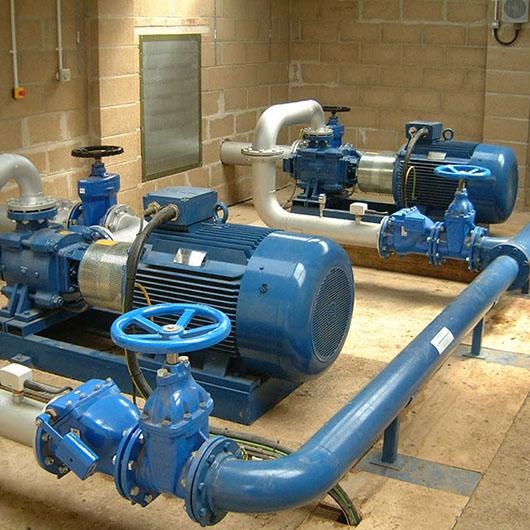 Water Supply Installation